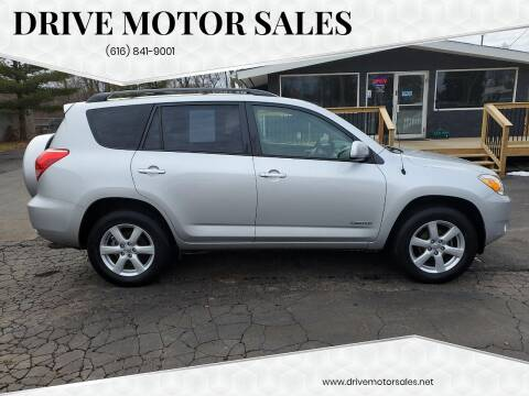 2008 Toyota RAV4 for sale at Drive Motor Sales in Ionia MI