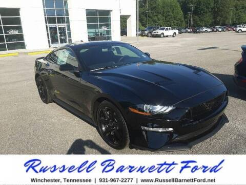 2020 Ford Mustang for sale at Oskar  Sells Cars in Winchester TN
