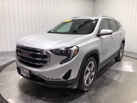 2019 GMC Terrain for sale at HILAND TOYOTA in Moline IL