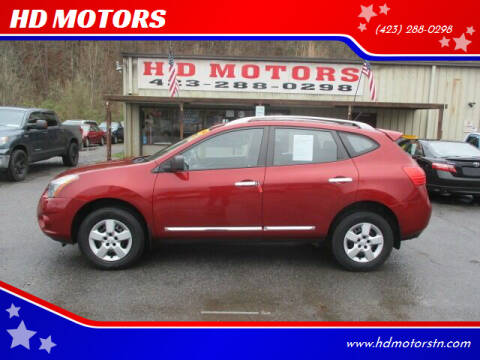 2014 Nissan Rogue Select for sale at HD MOTORS in Kingsport TN