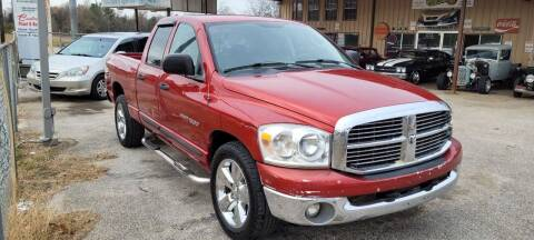 2007 Dodge Ram Pickup 1500 for sale at COLLECTABLE-CARS LLC in Nacogdoches TX