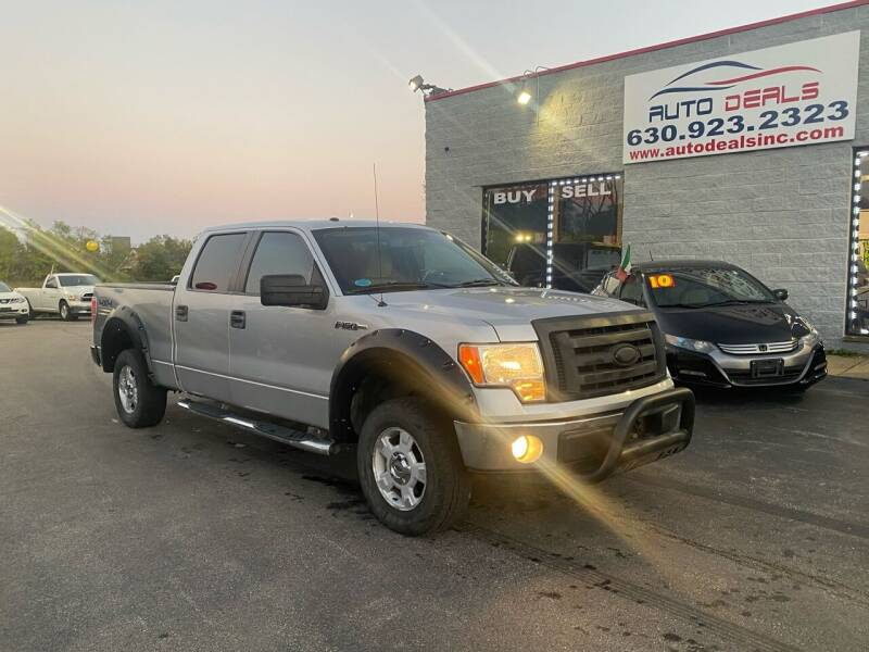 2009 Ford F-150 for sale at Auto Deals in Roselle IL
