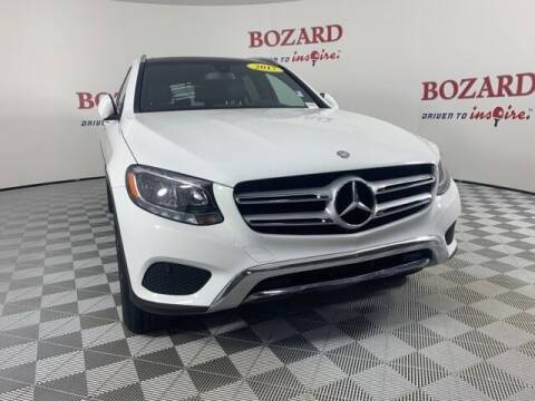 2017 Mercedes-Benz GLC for sale at BOZARD FORD in Saint Augustine FL