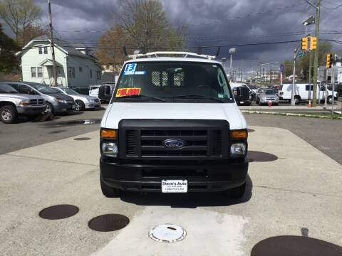 2013 Ford E-Series Cargo for sale at Steves Auto Sales in Little Ferry NJ