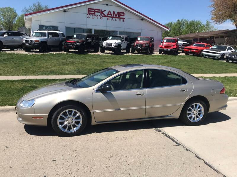 2002 Chrysler Concorde for sale at Efkamp Auto Sales LLC in Des Moines IA