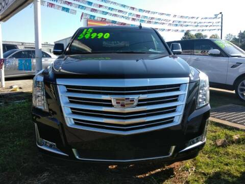 2015 Cadillac Escalade ESV for sale at AUTOPLEX 528 LLC in Huntsville AL