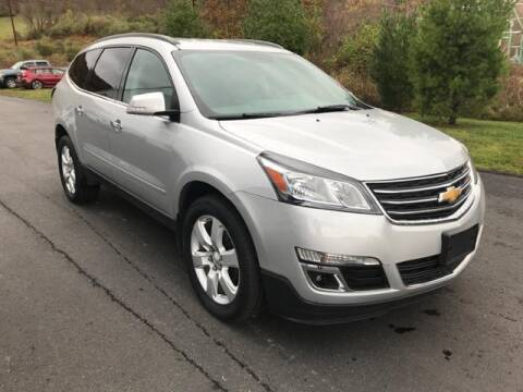 2017 Chevrolet Traverse for sale at Hawkins Chevrolet in Danville PA