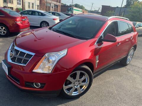 2011 Cadillac SRX for sale at Bob Karl's Sales & Service in Troy NY