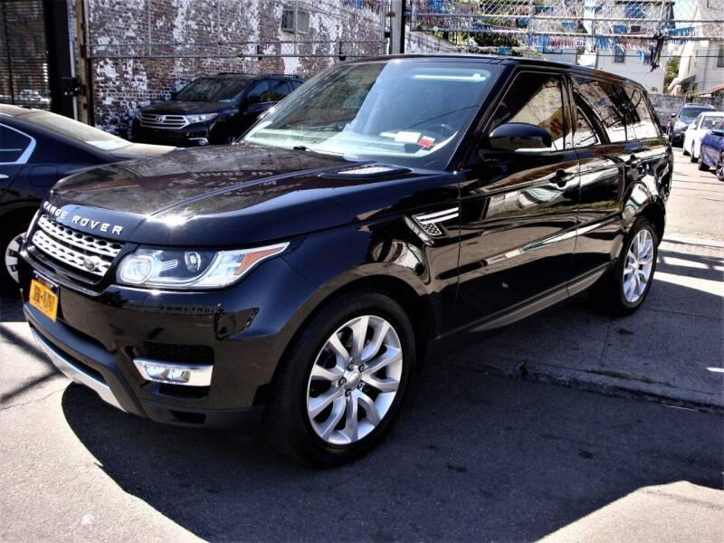 2014 Land Rover Range Rover Sport for sale at Cars Trader in Brooklyn NY