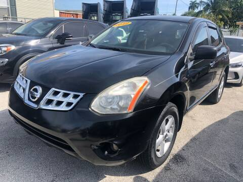 2012 Nissan Rogue for sale at VC Auto Sales in Miami FL