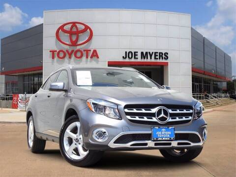 2020 Mercedes-Benz GLA for sale at Joe Myers Toyota PreOwned in Houston TX