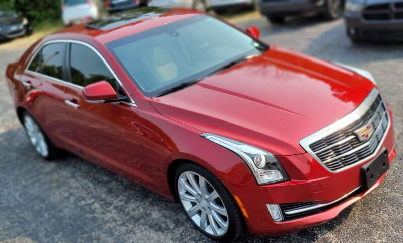 2015 Cadillac ATS for sale at BHT Motors LLC in Imperial MO