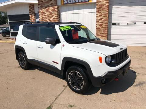2016 Jeep Renegade for sale at River Motors in Portage WI
