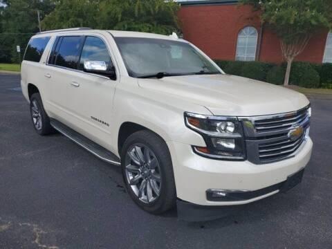 2015 Chevrolet Suburban for sale at Bratton Automotive Inc in Phenix City AL