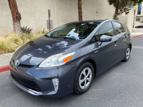 2012 Toyota Prius for sale at Korski Auto Group in National City CA