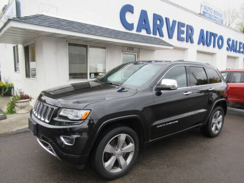 2015 Jeep Grand Cherokee for sale at Carver Auto Sales in Saint Paul MN