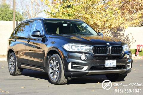2015 BMW X5 for sale at Galaxy Autosport in Sacramento CA