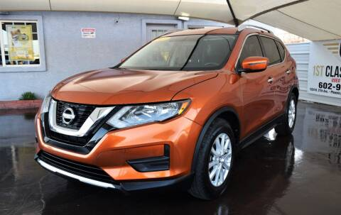 2017 Nissan Rogue for sale at 1st Class Motors in Phoenix AZ
