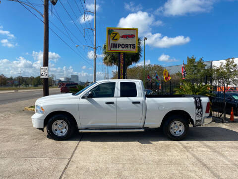 2019 RAM Ram Pickup 1500 Classic for sale at A to Z IMPORTS in Metairie LA