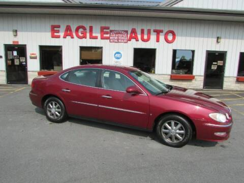 2008 Buick LaCrosse for sale at Eagle Auto Center in Seneca Falls NY