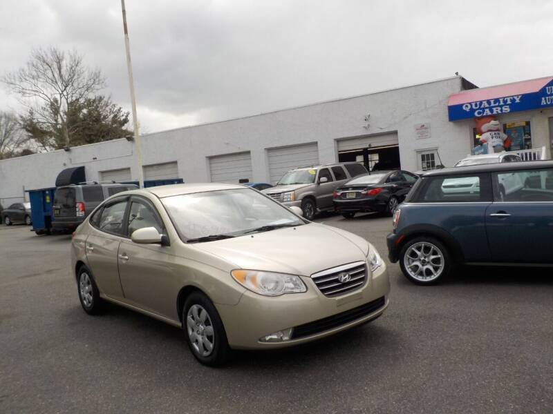 2008 Hyundai Elantra for sale at United Auto Land in Woodbury NJ