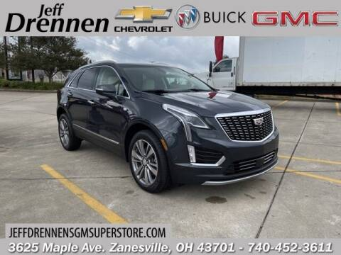 2022 Cadillac XT5 for sale at Jeff Drennen GM Superstore in Zanesville OH