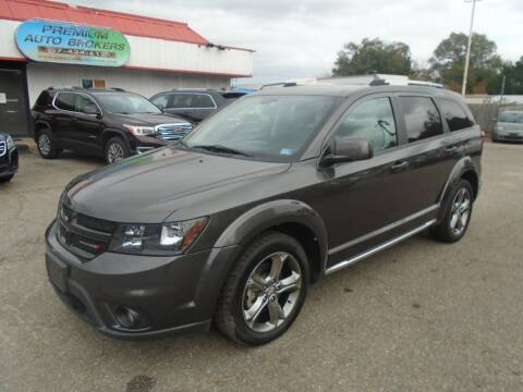 2017 Dodge Journey for sale at Premium Auto Brokers in Virginia Beach VA