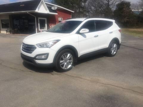 2014 Hyundai Santa Fe Sport for sale at Harbin Motors in Portland TN