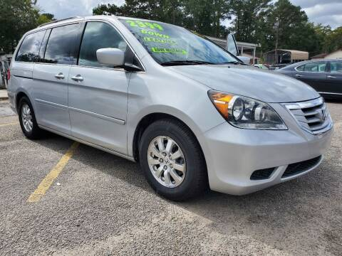 2008 Honda Odyssey for sale at Rodgers Enterprises in North Charleston SC