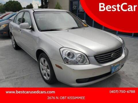 2007 Kia Optima for sale at BestCar in Kissimmee FL