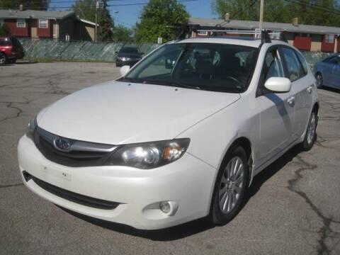 2011 Subaru Impreza for sale at ELITE AUTOMOTIVE in Euclid OH