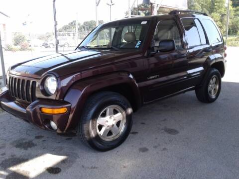 2004 Jeep Liberty for sale at Drive Today Auto Sales LLC in Mount Sterling KY