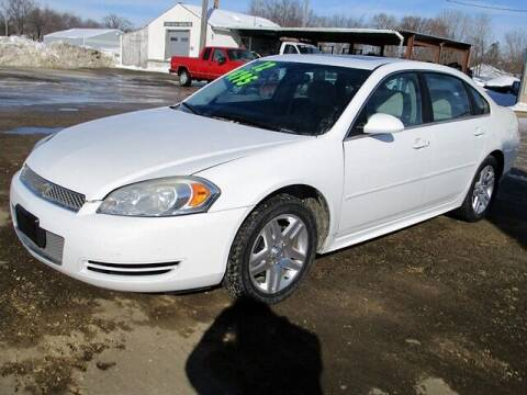 2012 Chevrolet Impala for sale at Northeast Iowa Auto Sales in Hazleton IA