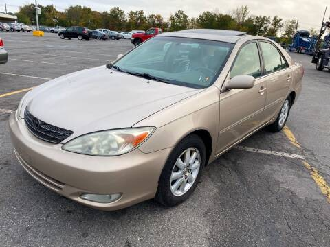 2003 Toyota Camry for sale at MFT Auction in Lodi NJ