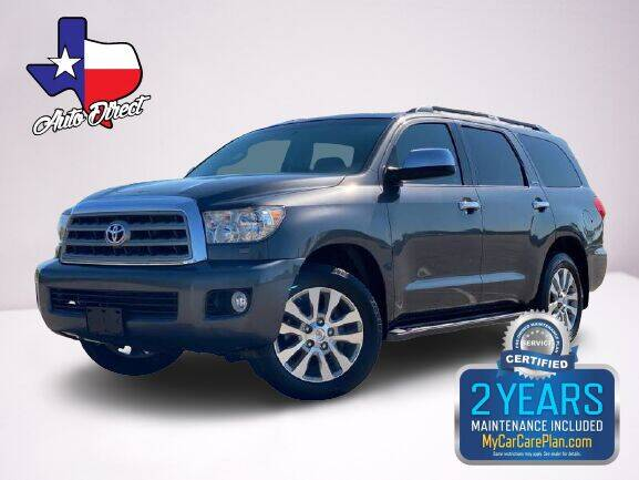 2011 Toyota Sequoia for sale at AUTO DIRECT in Houston TX