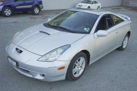 2002 Toyota Celica for sale at Sports Plus Motor Group LLC in Sunnyvale CA