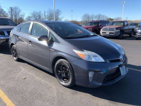 2012 Toyota Prius for sale at Tates Creek Motors KY in Nicholasville KY