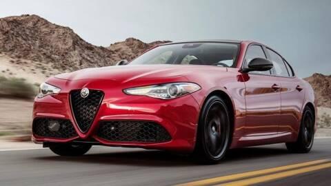 2020 Alfa Romeo Giulia for sale at XS Leasing in Brooklyn NY