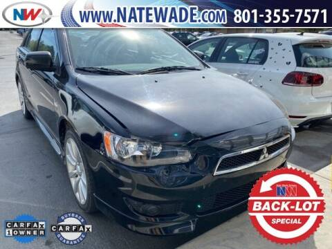 2011 Mitsubishi Lancer Sportback for sale at NATE WADE SUBARU in Salt Lake City UT