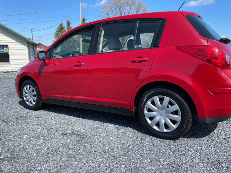 2007 Nissan Versa for sale at CESSNA MOTORS INC in Bedford PA