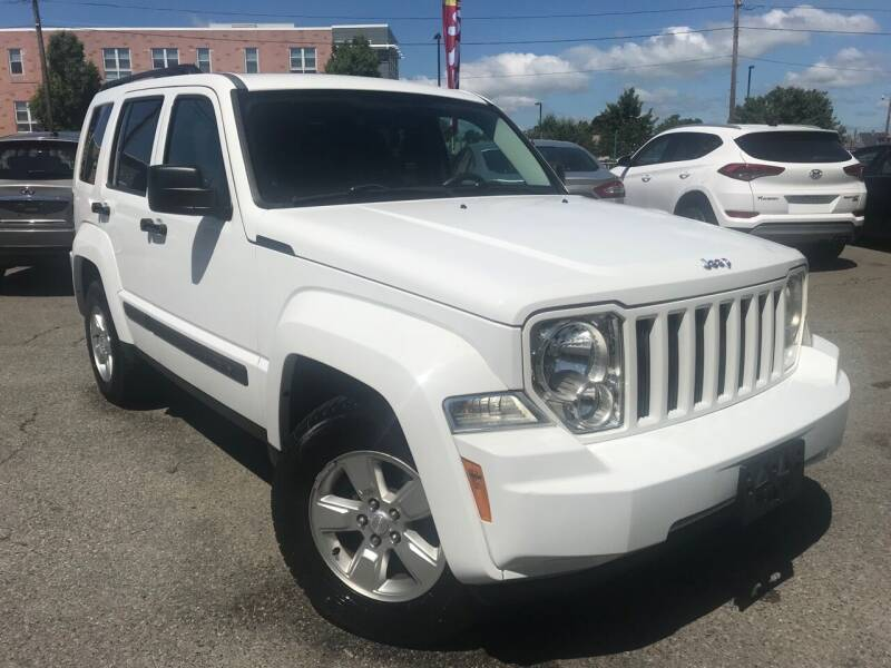 2012 Jeep Liberty for sale at Millennium Motors Sales in Revere MA