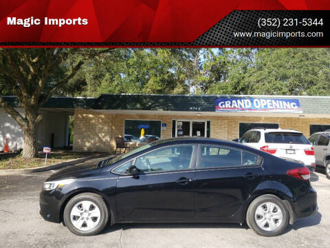 2017 Kia Forte for sale at Magic Imports in Melrose FL
