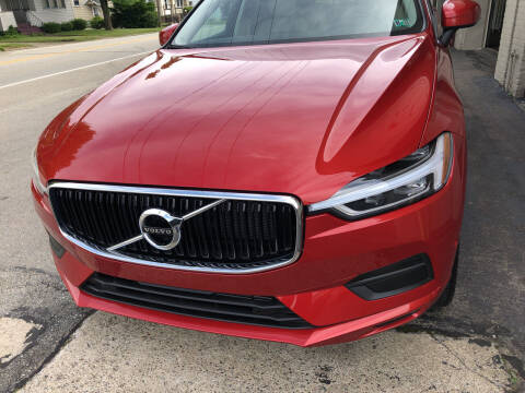 2019 Volvo XC60 for sale at Berwyn S Detweiler Sales & Service in Uniontown PA