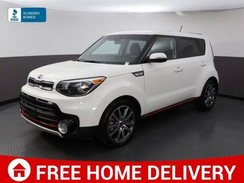 2018 Kia Soul for sale at Florida Fine Cars - West Palm Beach in West Palm Beach FL