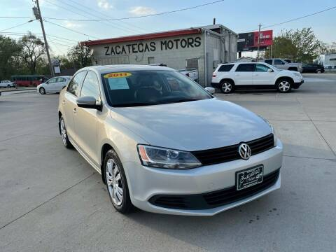 2011 Volkswagen Jetta for sale at Zacatecas Motors Corp in Des Moines IA