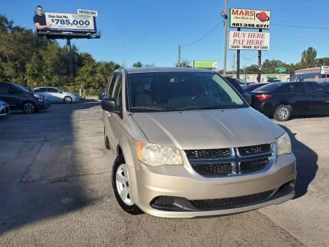 2013 Dodge Grand Caravan for sale at Mars auto trade llc in Kissimmee FL