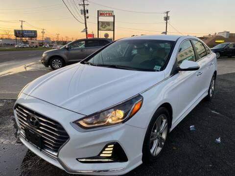 2018 Hyundai Sonata for sale at MFT Auction in Lodi NJ