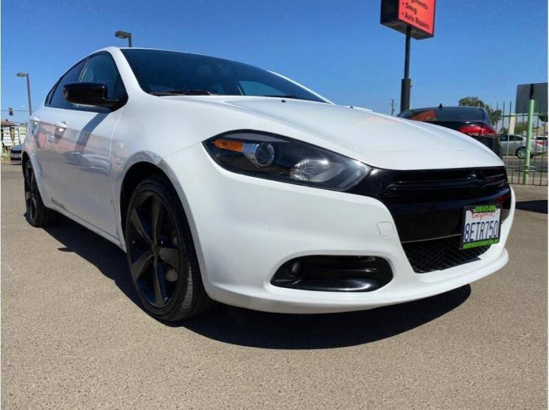 2015 Dodge Dart for sale at MADERA CAR CONNECTION in Madera CA