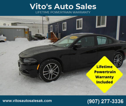 2019 Dodge Charger for sale at Vito's Auto Sales in Anchorage AK