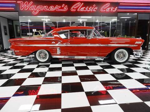 1958 Chevrolet Impala for sale at Wagner's Classic Cars in Bonner Springs KS